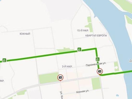 В Пскове хотят изменить маршрут автобуса №30