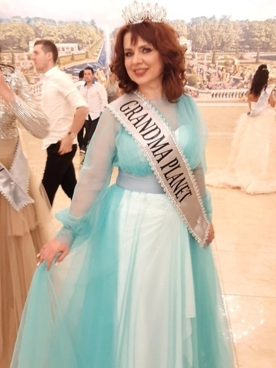Псковичка завоевала титул на международном конкурсе бабушек