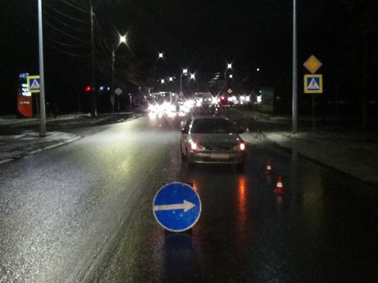 В прошедшие сутки в Ивановской области случилось две аварии с пострадавшими