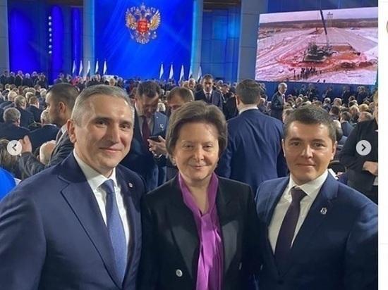 В Югре приняли кисполнению порученияПрезидента России