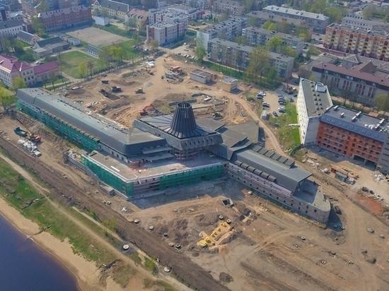 Экс-подрядчик на кампусе ПсковГУ: Работа встала