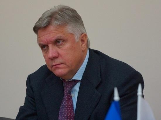 Совет Федерации прекратил полномочия калужского сенатора