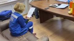 Опубликовано видео задержания работников скорой, использовавших просроченные лекарства