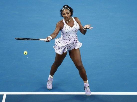 Серена крушит всех на своем пути: итоги третьего дня Australian Open