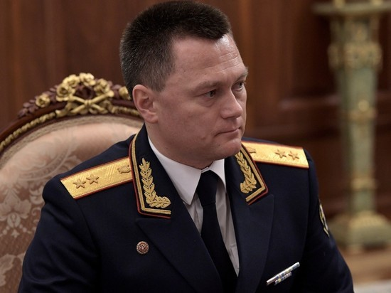 На принятии присяги нового генпрокурора произошел конфуз