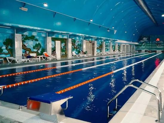 Вход в бассейн для женщин был закрыт из-за не посещаемости