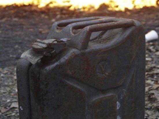 Житель Дагестана сжег свою жену.