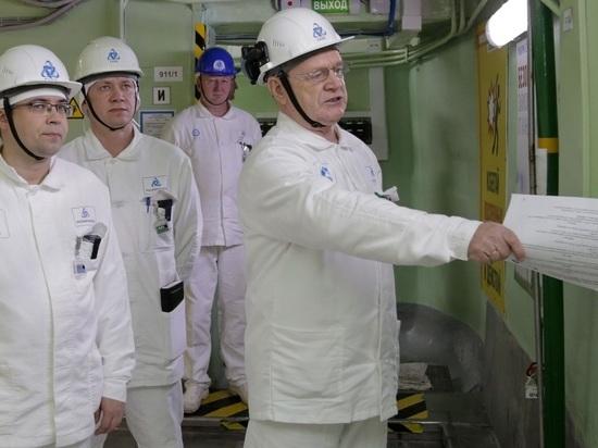 «Росатом» проанализировал достижения атомной станции