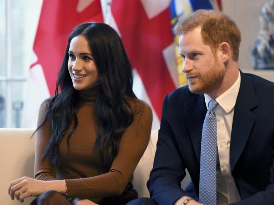 Меган Маркл рада за принца Гарри, лишенного титула, рассказала ее подруга