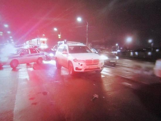 Два человека в Тульской области попали в больницу после серьезных ДТП