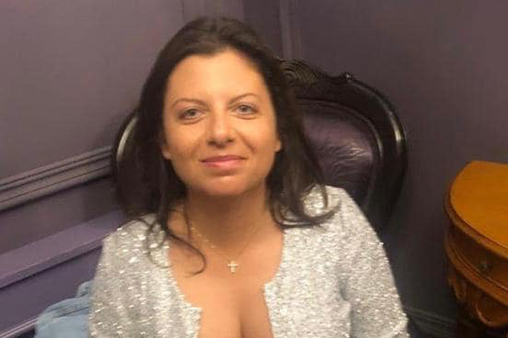 Маргарите Симоньян стало плохо в Администрации президента