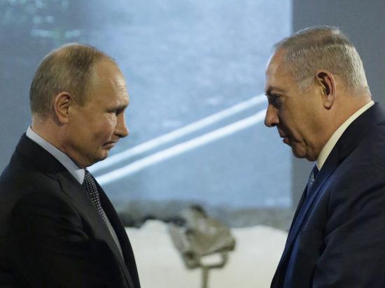 Путин и Нетаньяху встретятся с матерью осужденной в РФ Иссахар