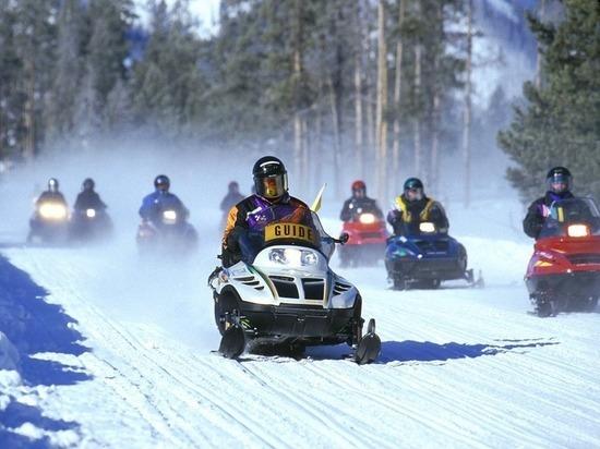 В Шерегеше впервые пройдут крупные российские соревнования по снегоходному спорту