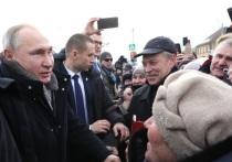 Липецкий «цирк»: подробности визита Путина в регион