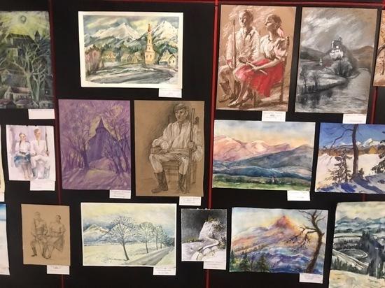Юных тамбовских художников отметили на арт-олимпиаде в Словакии