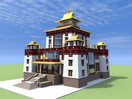 ООО «Восток» на строительство буддийского храма в Кызыле пожертвовало 3 миллиона рублей