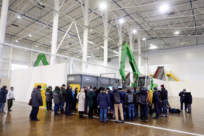 Эксперты оценили новый экотехнопарк «Калуга»