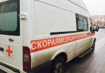 Первого пациента с подозрением на коронавирус везут в Боткинскую