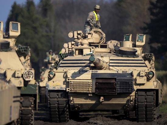 Под гусеницы танков НАТО попадут сельхозугодья Литвы