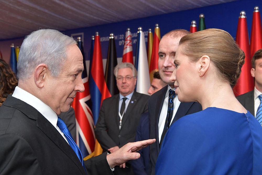 Премьер-министр Биньямин Нетаниягу встретился с лидерами десятков стран
