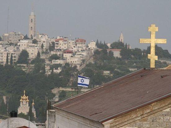 Александровское подворье вИерусалиме перейдет в собственность РПЦ