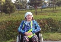 Коляска для Насти: жители Красного-на-Волге собирают деньги на коляску для девушки-инвалида