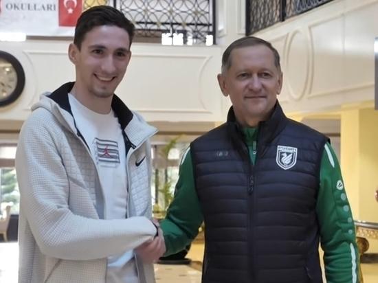 Солтмурад Бакаев стал новым игроком казанского «Рубина»