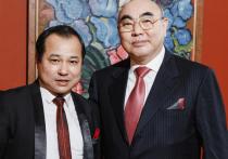 Первый президент Кыргызстана Аскар Акаев отметил 75-летний юбилей
