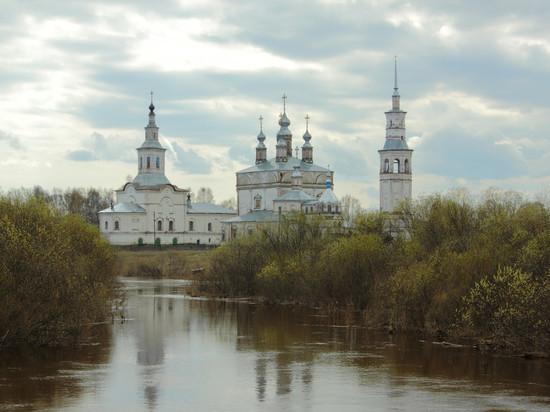 Лальск признали одной из самых красивых деревень России