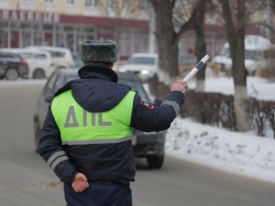 Более 1 тысячи водителей оштрафованы в Калуге за отсутствие детских кресел