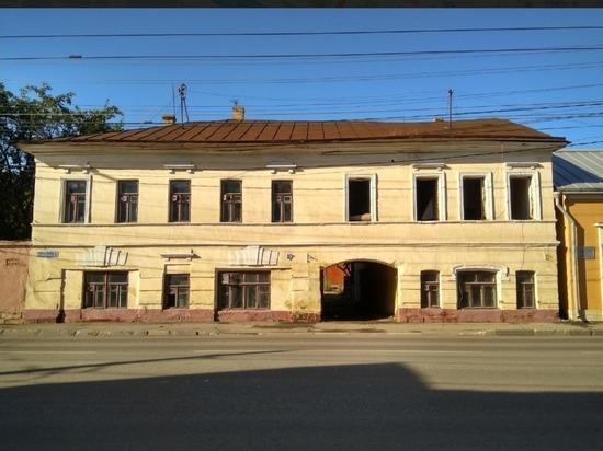 «Дом жилой» на Металлистов в Туле взят под охрану