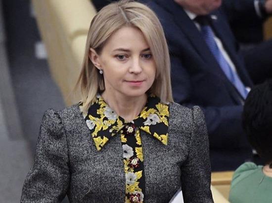 Поклонская пообещала крымскотатарским националистам «автозаки с шариками»