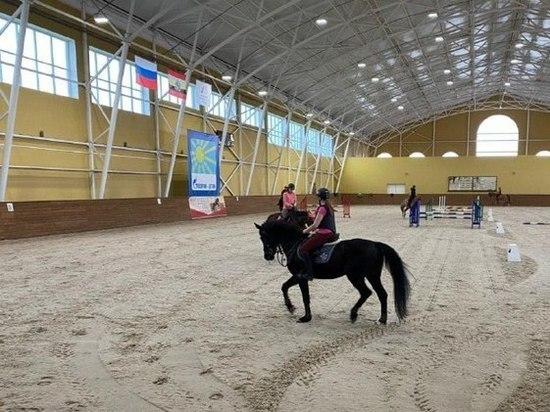 Куряне вошли в состав национальной сборной по конному спорту