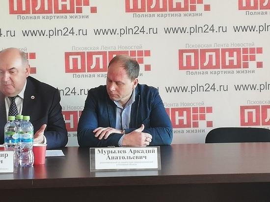 Псковский бизнес-омбудсмен: Наша цель - оградить бизнес от 210-й статьи УК