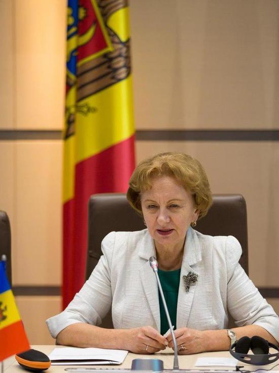 Председатель парламента встретилась со Специальной группой Совета Европы по реформе правосудия в Молдове.