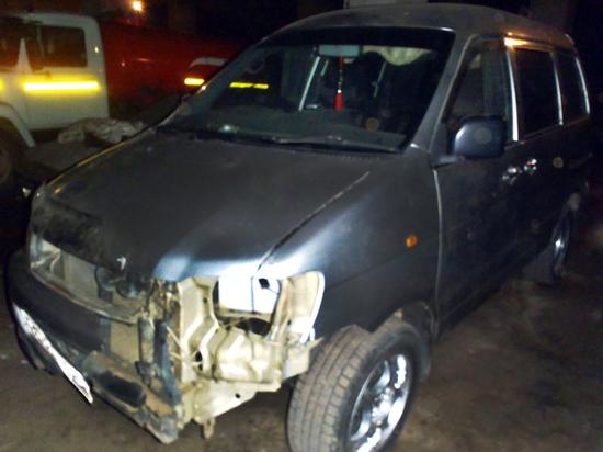 Забайкалец на свадьбе угнал и разбил машину жениха