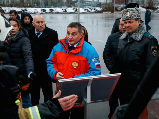 Бочаров поставил задачи перед единой системой ликвидации ЧС