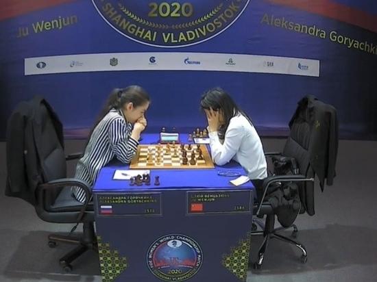 Шахматистка из ЯНАО сравняла счет в 12 партии чемпионата мира