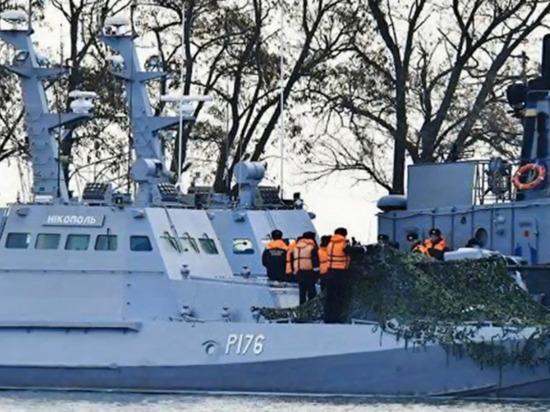 Украинский моряк раскрыл тайну «похищенных» Россией унитазов