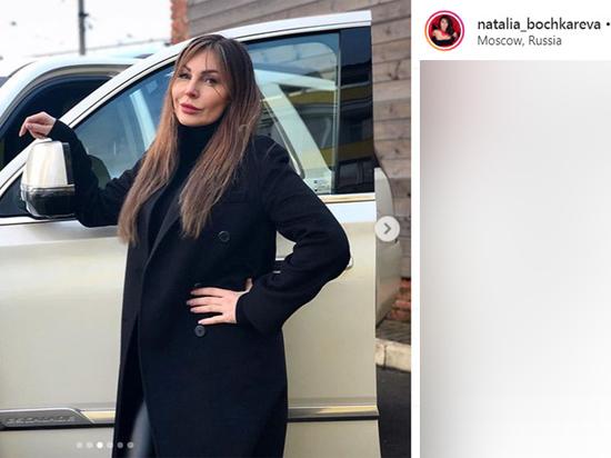 Лишенная прав из-за кокаина актриса Бочкарева решила продать «легендарный» автомобиль