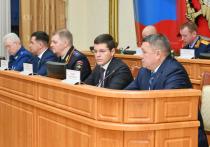 Глава ЯНАО принял участие в коллегии по итогам годовой работы окружной полиции