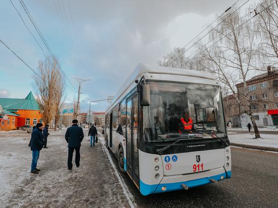 С понедельника маршрут троллейбуса «Чебоксары-Новочебоксарск» продлят в обе стороны
