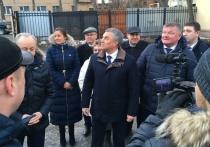 Вячеслав Володин остался недоволен подсчетами по реставрации саратовской школы