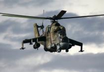 ФСБ задержала контрабандистов, пытавшихся вывезти в Эмираты запчасти Ми-24