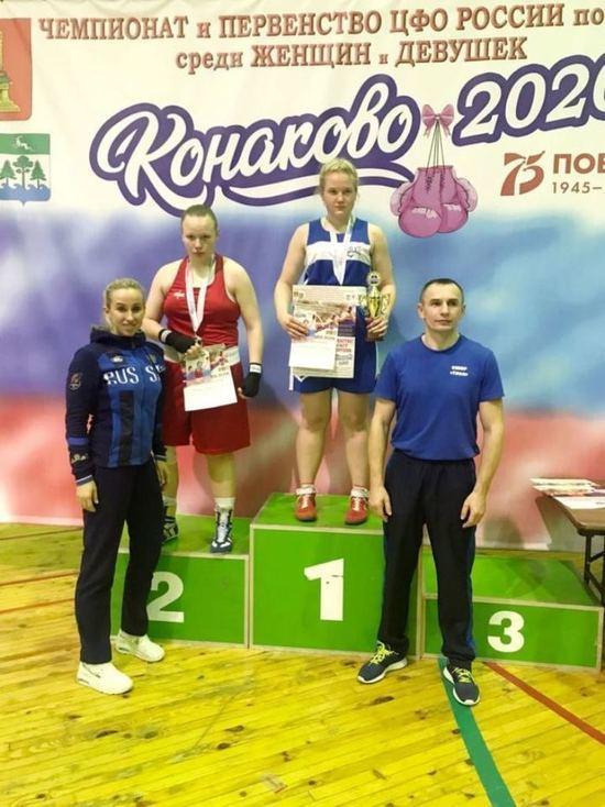 Ивановские спортсменки вернулись с боксерского турнира с пятью медалями