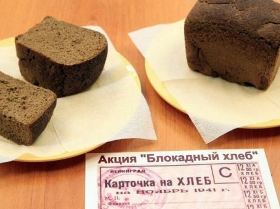 Акция «Блокадный хлеб» прошла в Хасавюрте