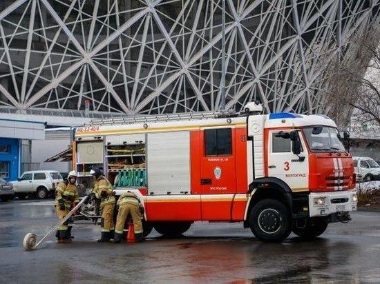 Андрей Бочаров поставил волгоградским спасателям новые задачи