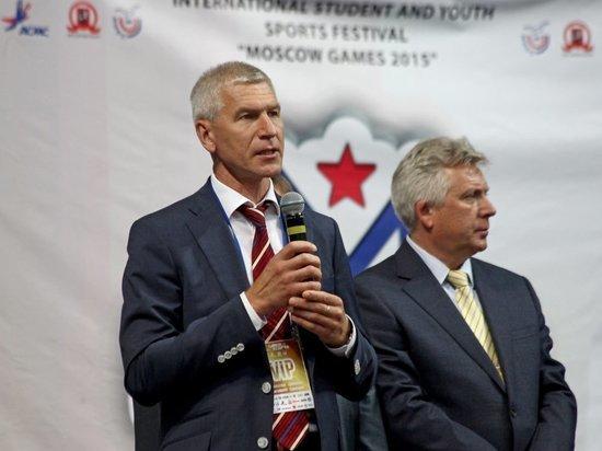 """О новом министре спорта Матыцине слагают легенды: """"Даст молодым фору"""""""