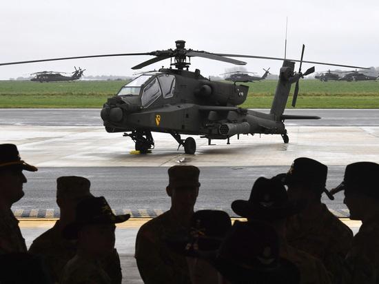 США непропустили российскую военную колонну насеверо-востоке Сирии— Наблюдатели