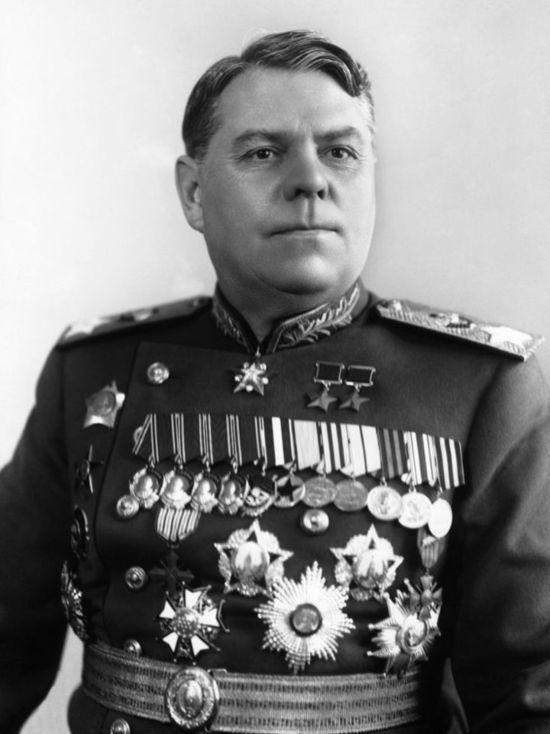 Гимназии №33 собираются присвоить имя маршала А.М. Василевского